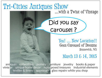 antique show, antique show washington, tri-cities antique show