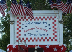 antique show Yakima, funky junk show yakima, American Primitives at Clayson Farm, Primitives, Yakima, Seattle